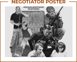 Rescue Phone Inc. Hostage Negotiator Telephones poster
