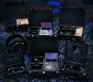Rescue phone video systems